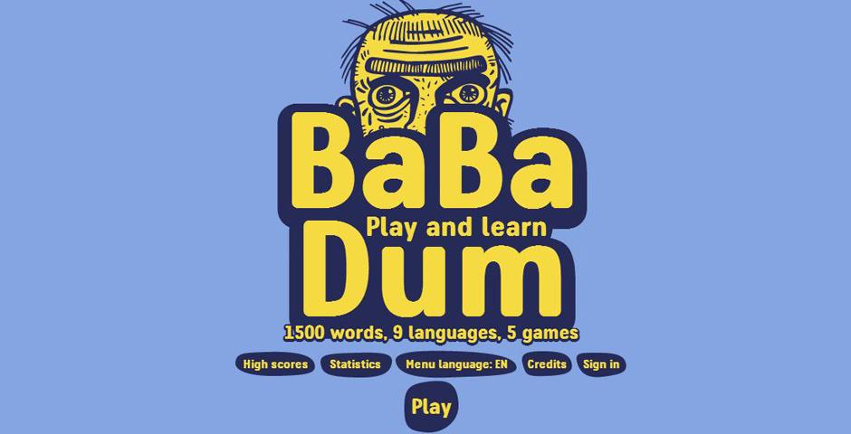 Webby Award Nominee - Ba Ba Dum