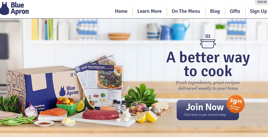 Nominee - Blue Apron