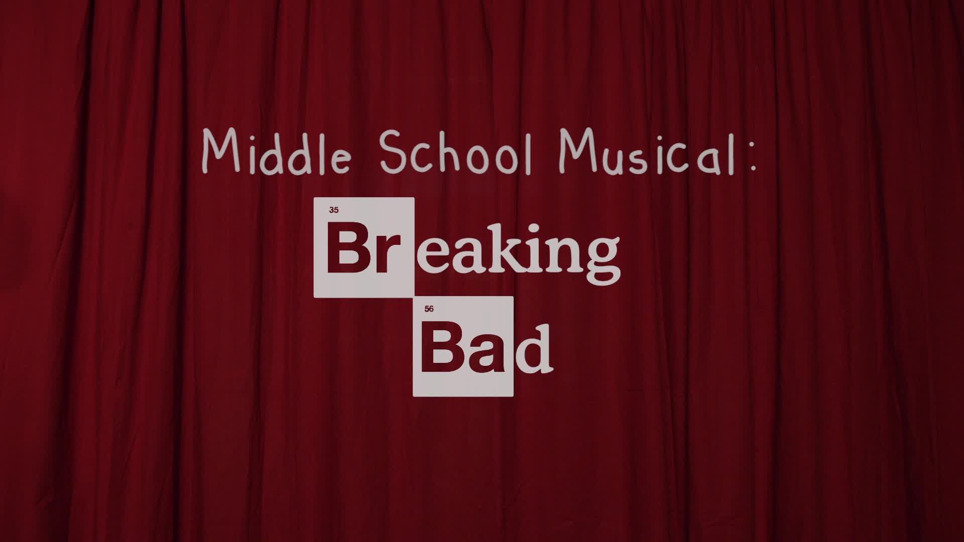 People's Voice - Breaking Bad: The Middle School Musical