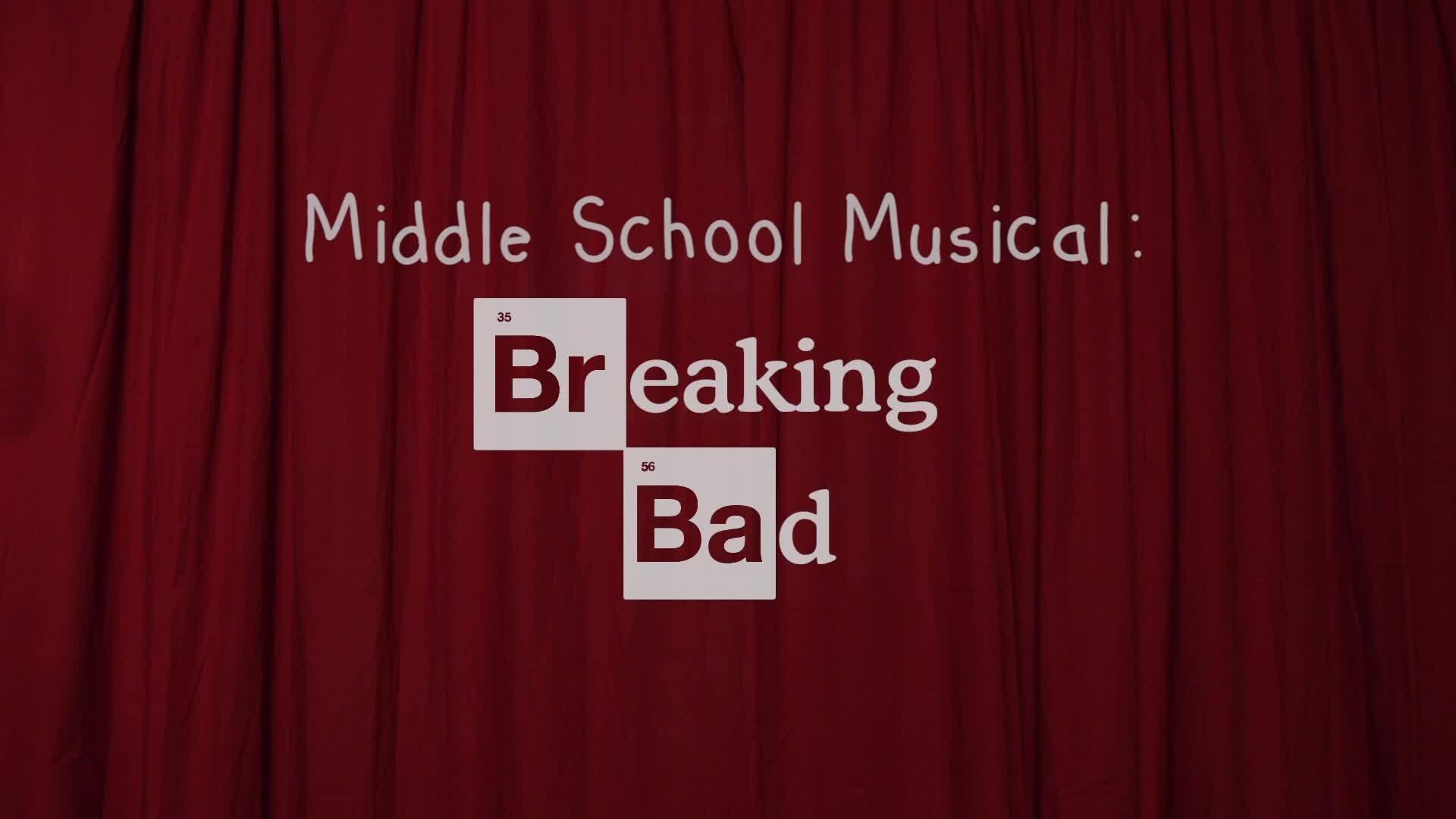 2014 Webby Winner - Breaking Bad: The Middle School Musical