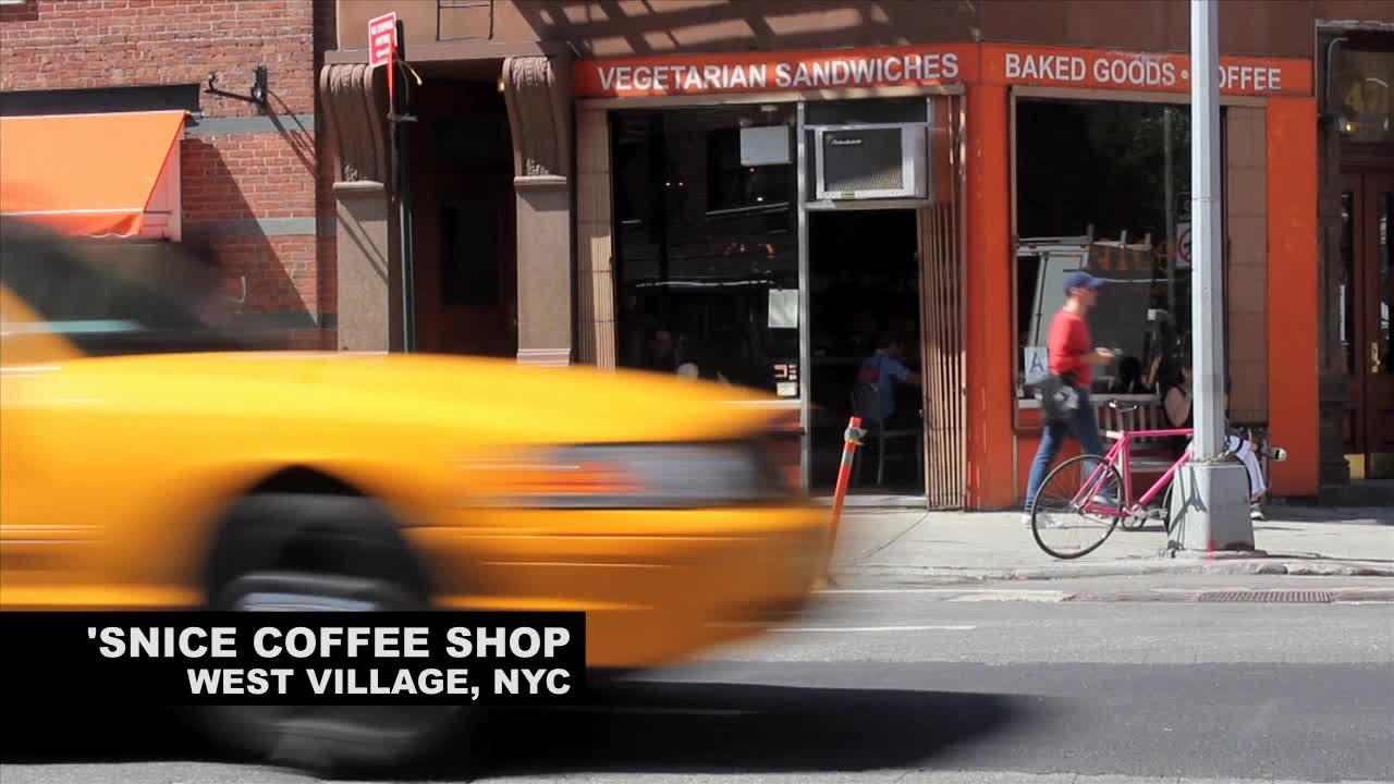 Webby Award Winner - Telekinetic Coffee Shop Surprise