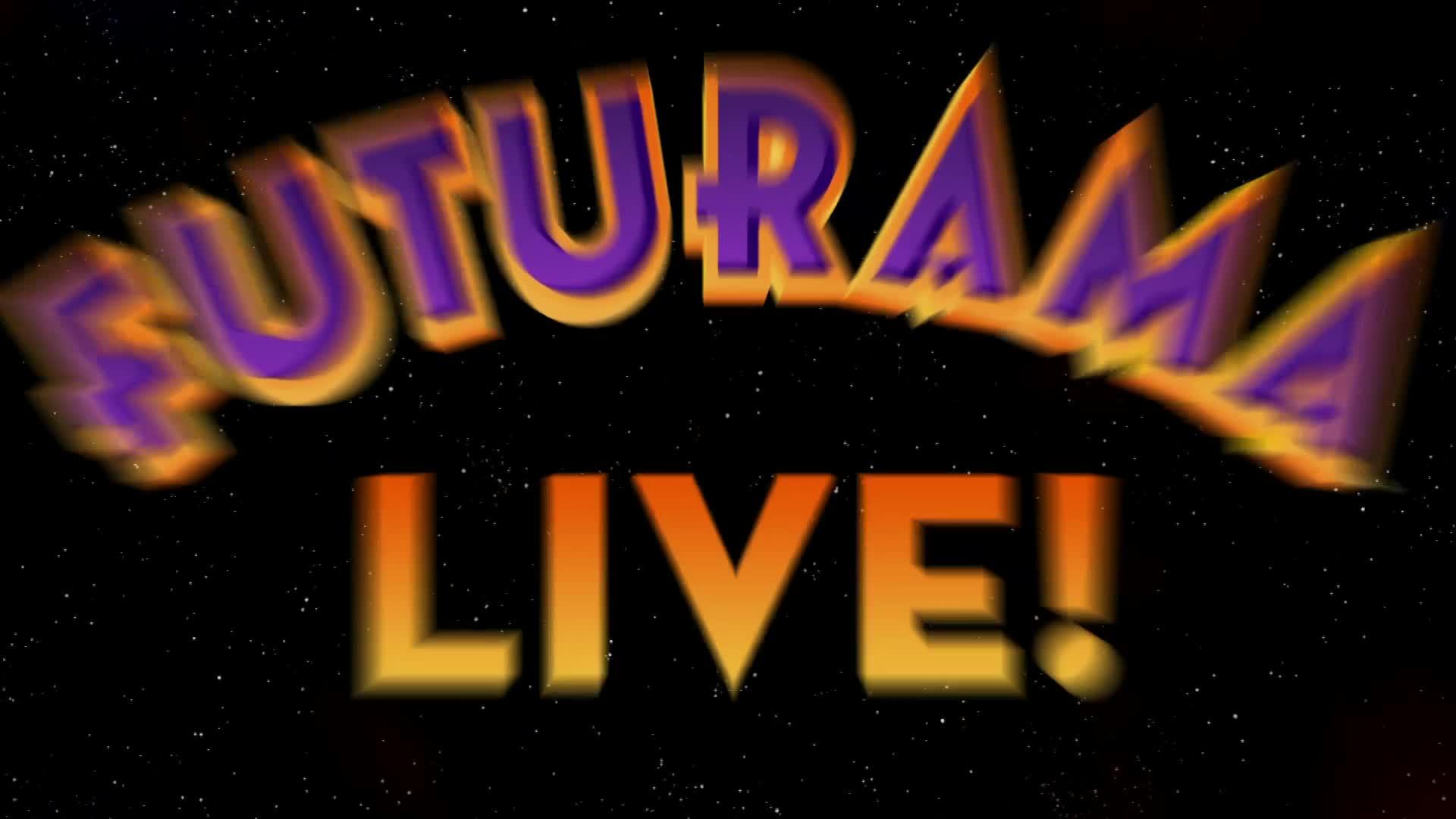 Honoree - Futurama Live!