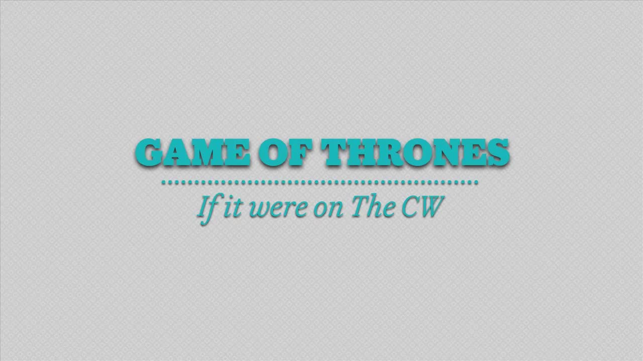 Honoree - Best and Worst of 2012: 'Game of Thrones' on the CW