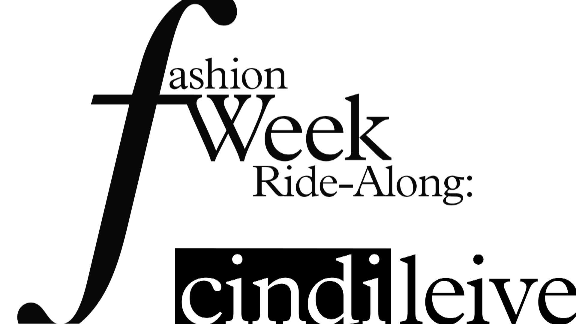 Honoree - Ride Along With Cindi Leive