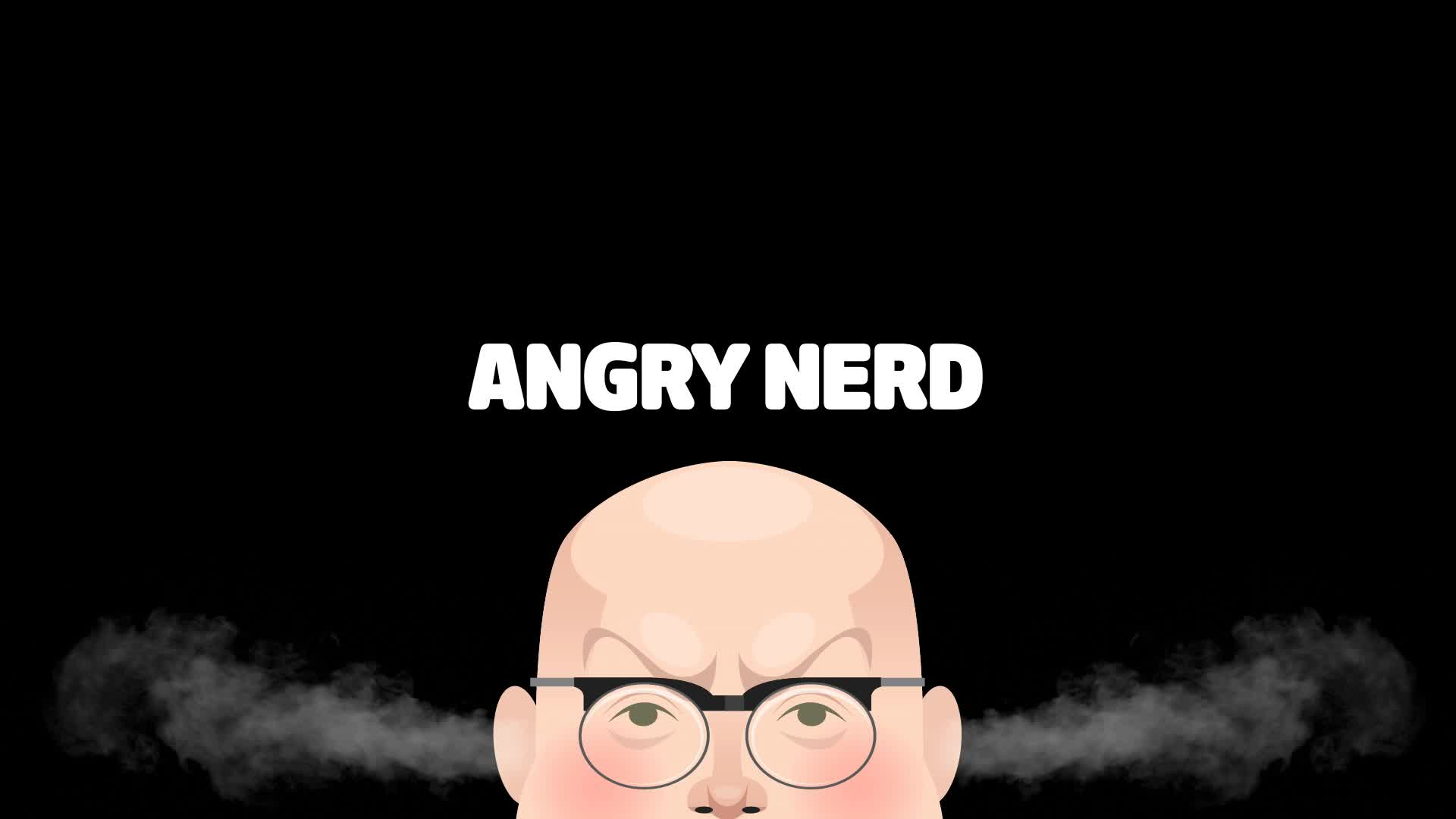 Honoree - Angry Nerd – Series Submission
