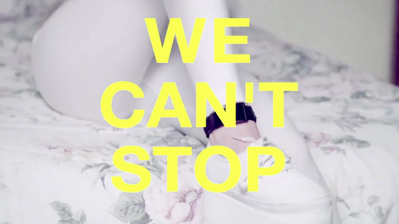 Webby Award Winner - Music Videos Without Music: We Can't Stop