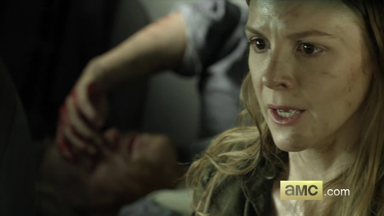 Honoree - The Walking Dead Webisodes – The Oath