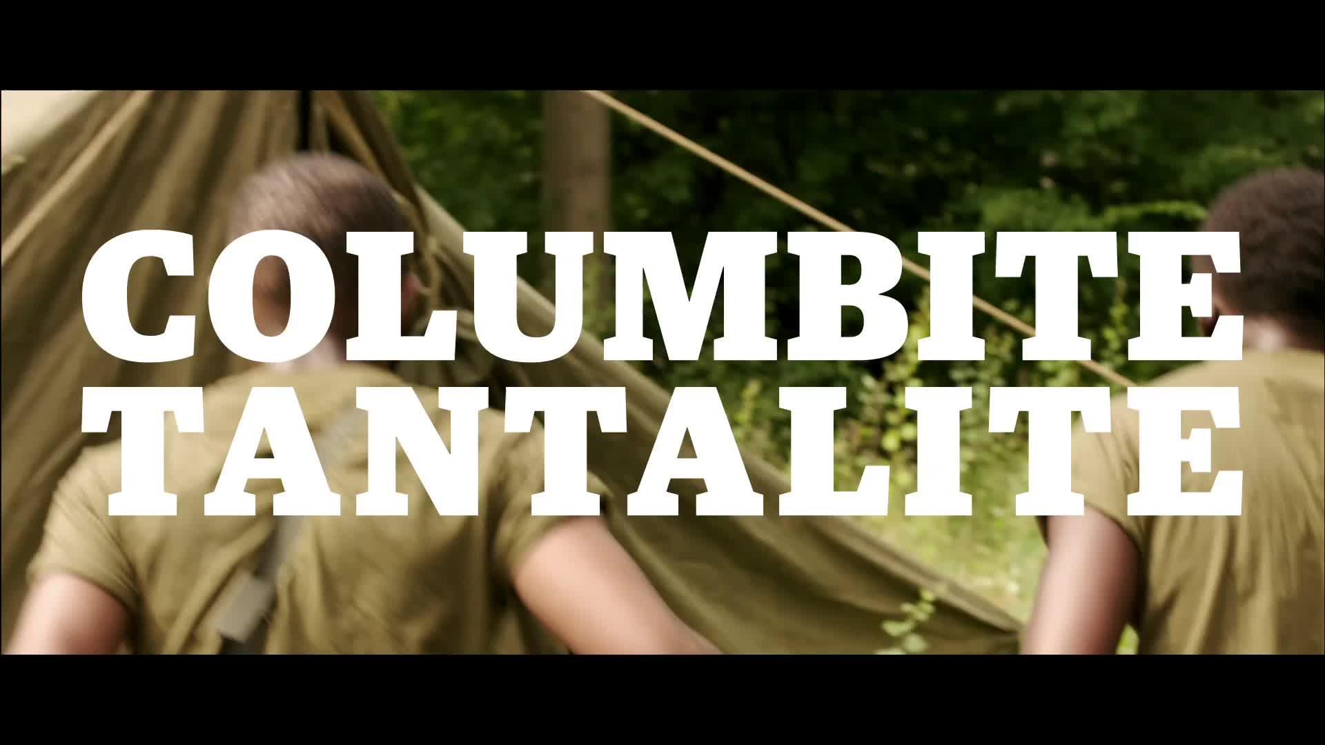 Webby Award Winner - Columbite Tantalite: a short film by Chiwetel Ejiofor
