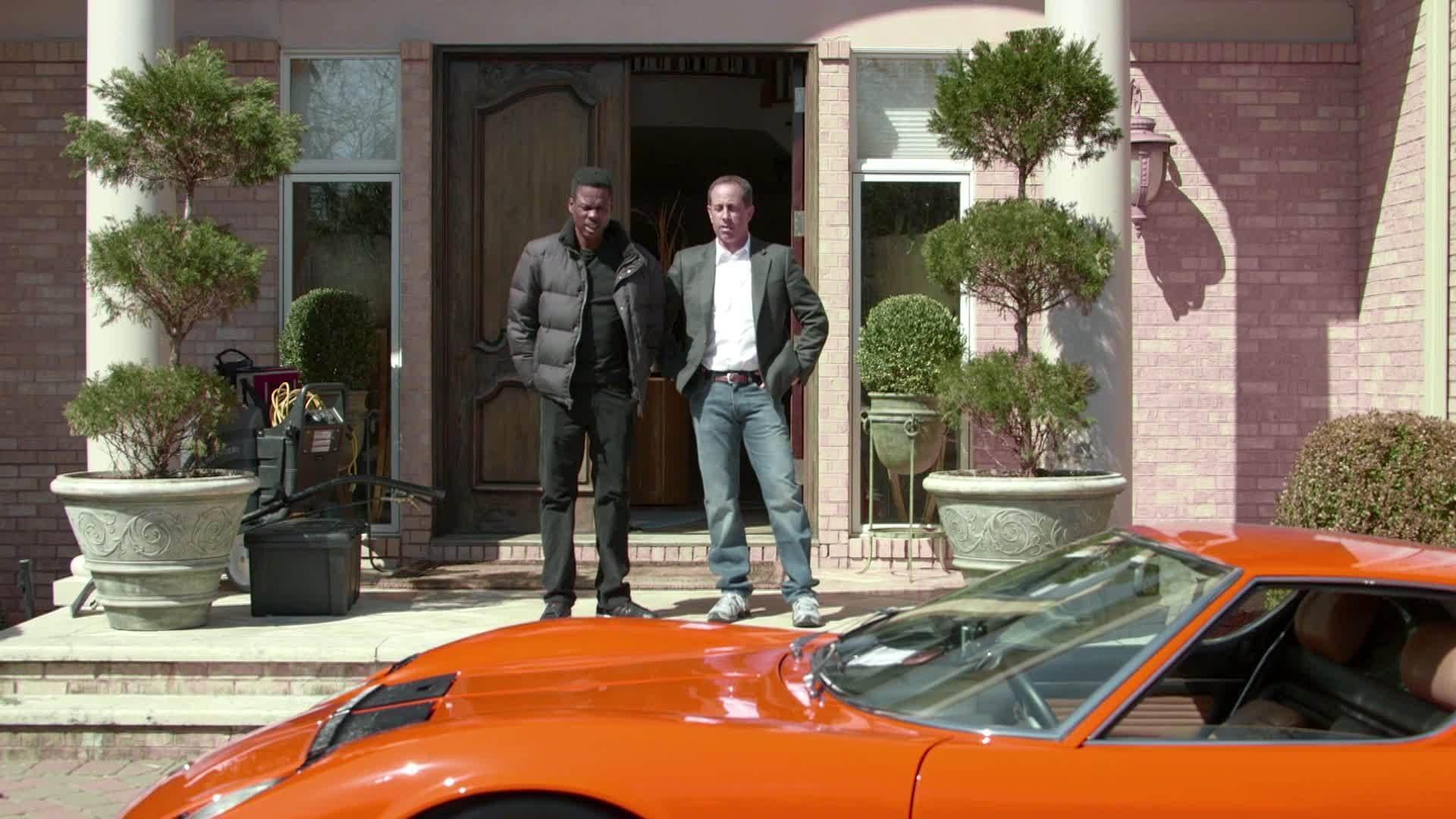 Webby Award Nominee - Comedians in Cars Getting Coffee - Season Two