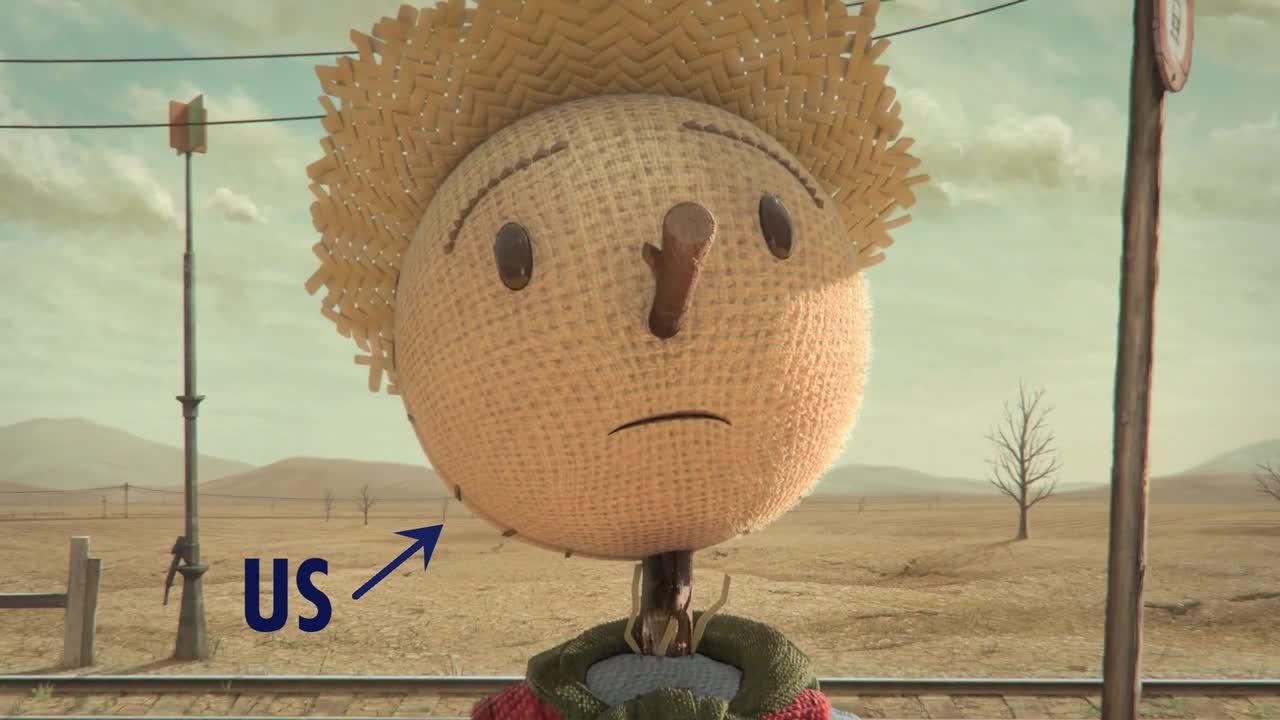 Honoree - Honest Scarecrow