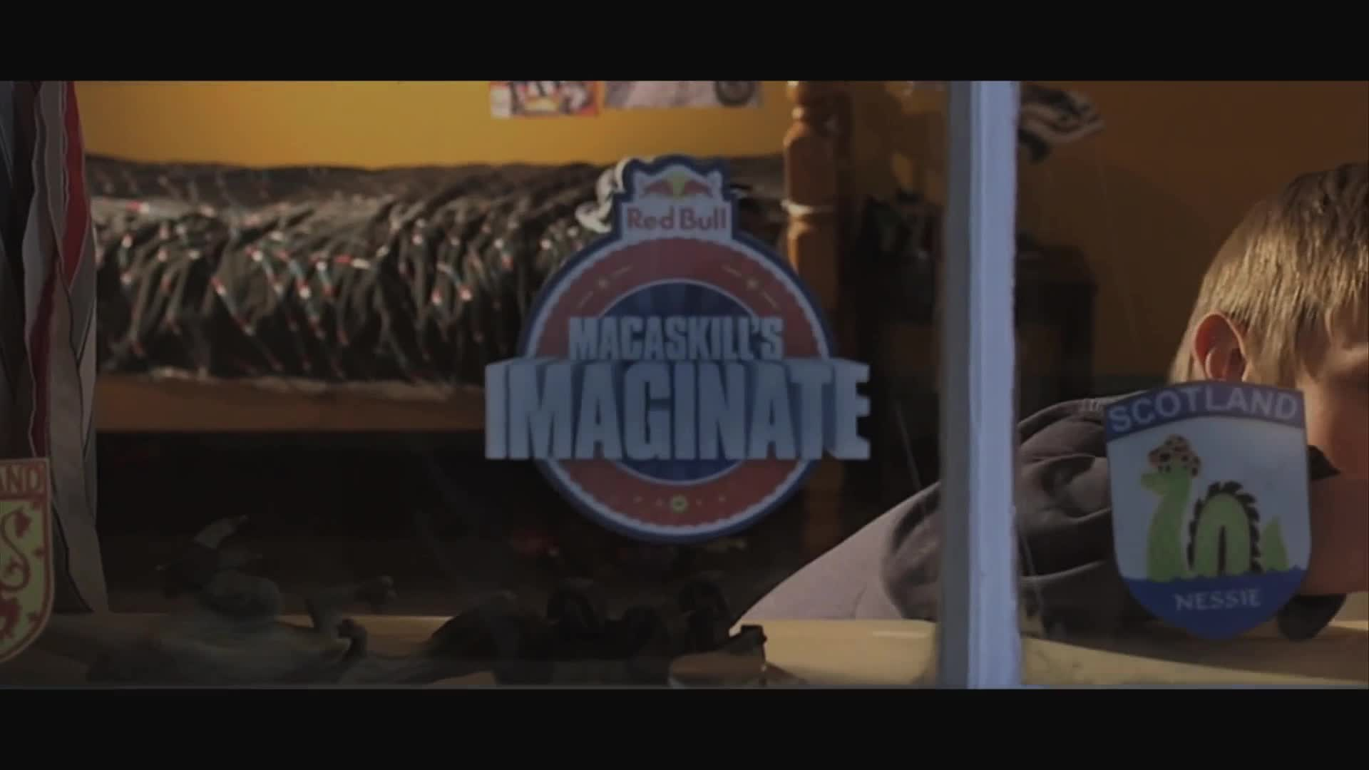 Nominee - Danny MacAskill's Imaginate