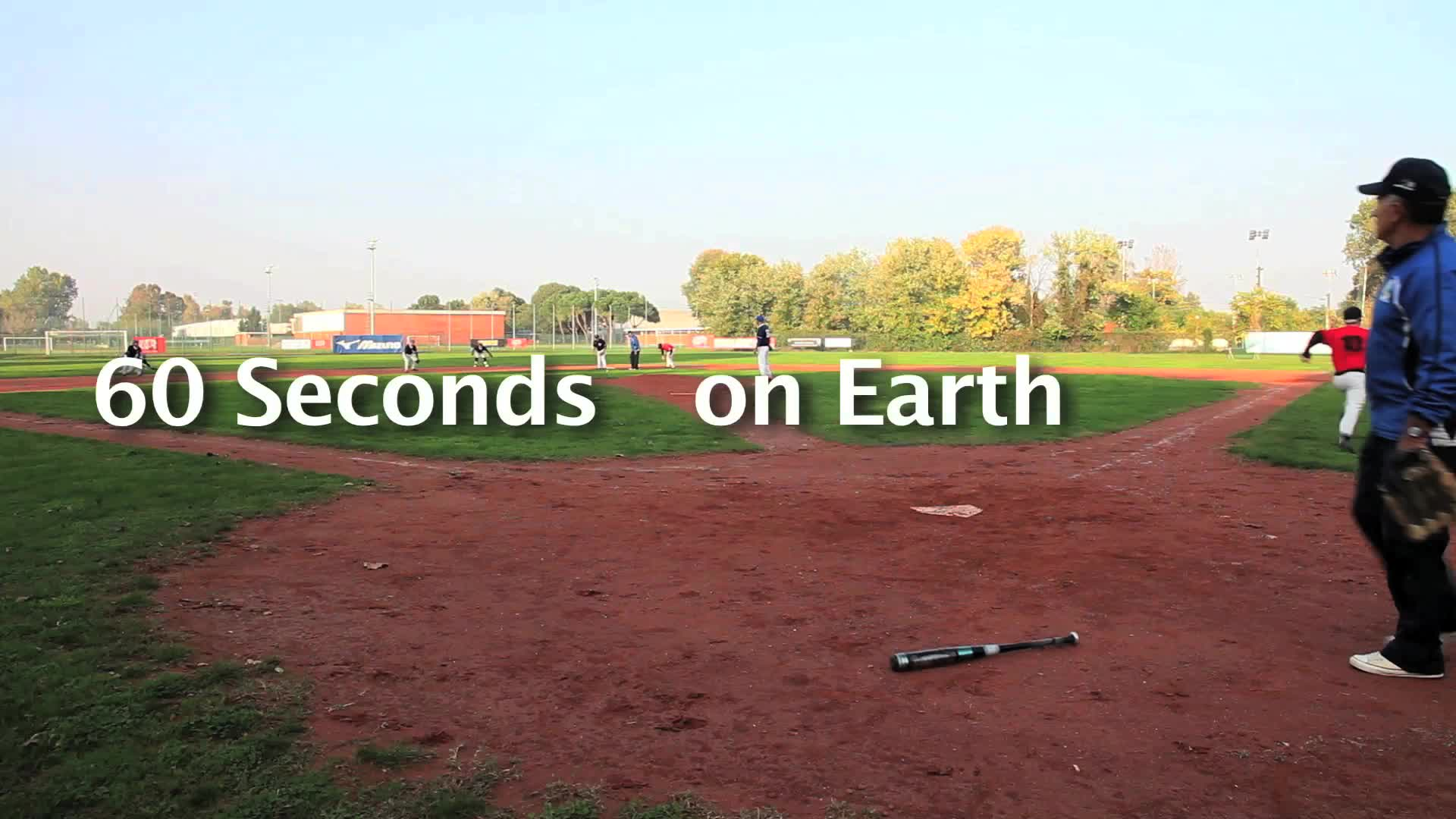 Honoree - 60 Seconds on Earth