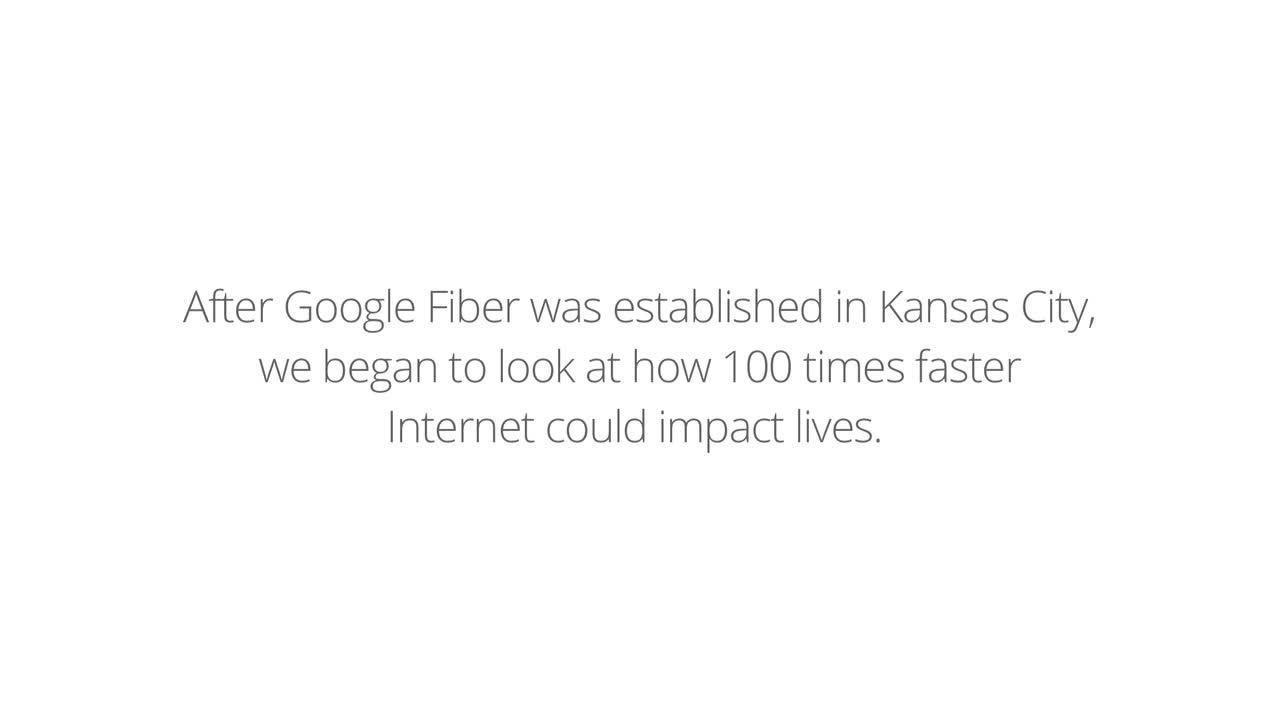 "Nominee - Google: ""Google Fiber: Nick's First Pitch"""