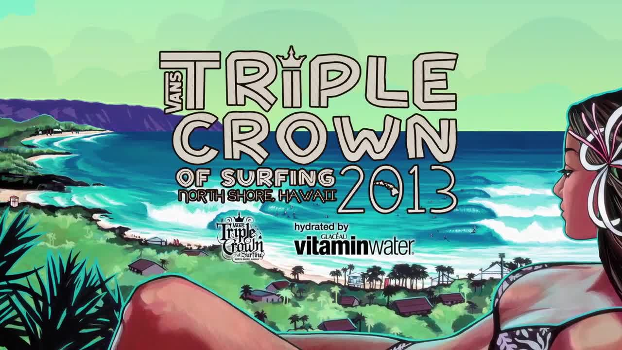 Honoree - 2013 Vans Triple Crown of Surfing
