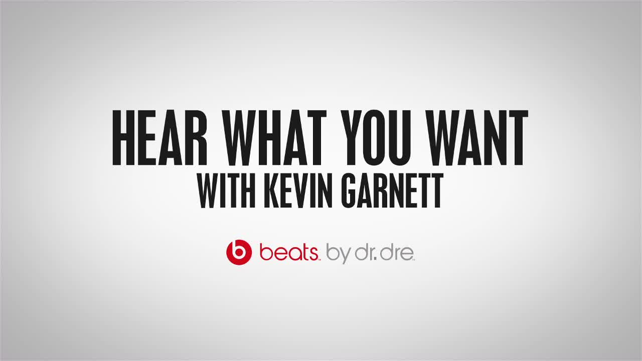 Honoree - Beats by Dr. Dre – Hear What You Want Campaign