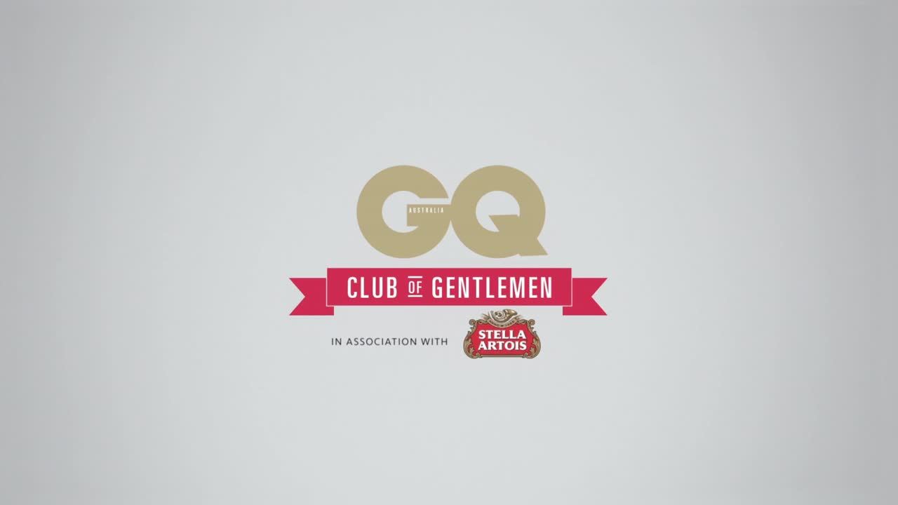 Nominee - The GQ Club of Gentlemen