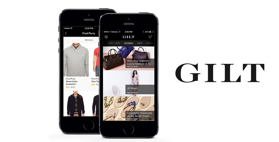 Webby Award Winner - Gilt – Shop Designer Sales