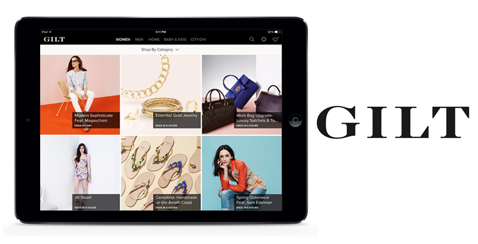 Nominee - Gilt for iPad – Shop Designer Sales