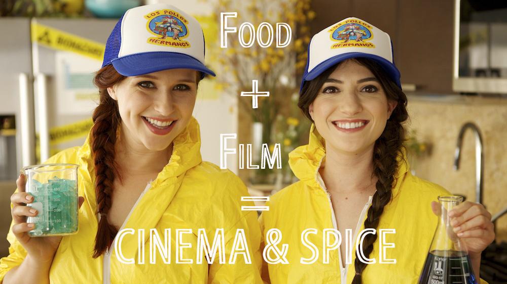 Webby Award Nominee - Cinema & Spice