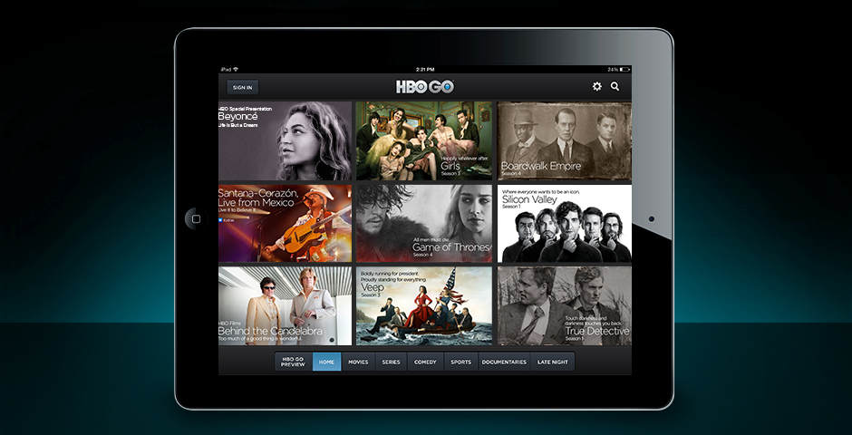Nominee - HBO GO