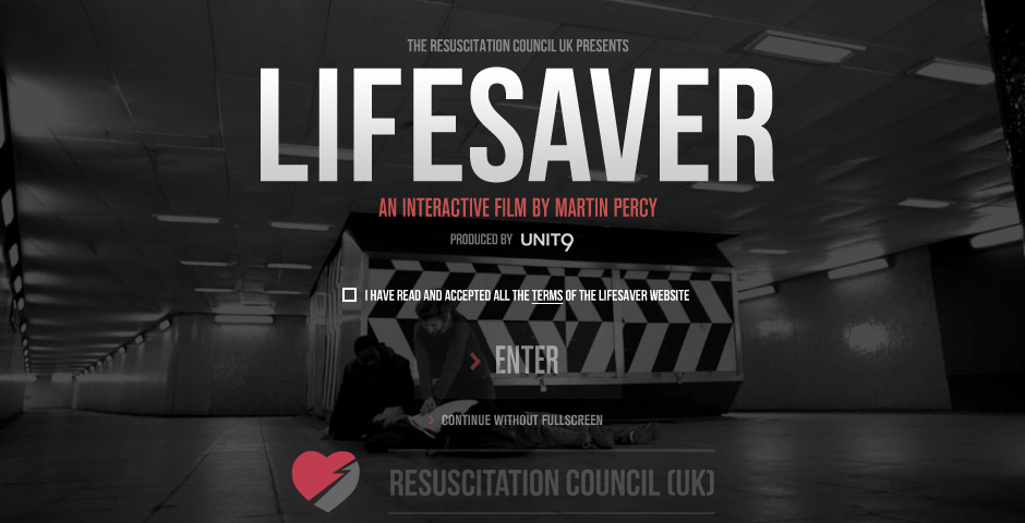 People's Voice - Lifesaver: A New Way To Learn CPR