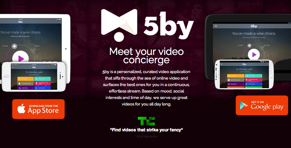 People's Voice - 5by – Your Video Concierge