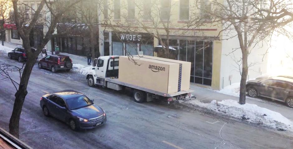 Nominee - Versa Note Amazon Partnership