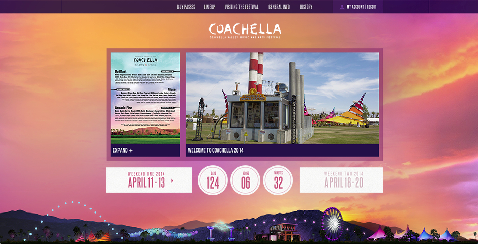 Nominee - Coachella Music & Arts Festival