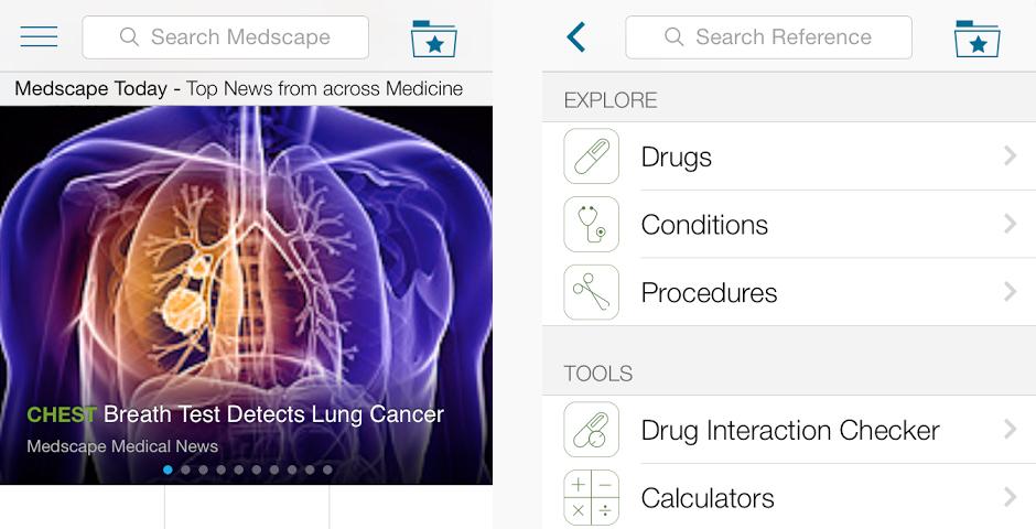 Nominee - Medscape app