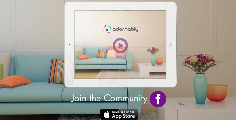 Webby Award Winner - Adornably Interior Design App