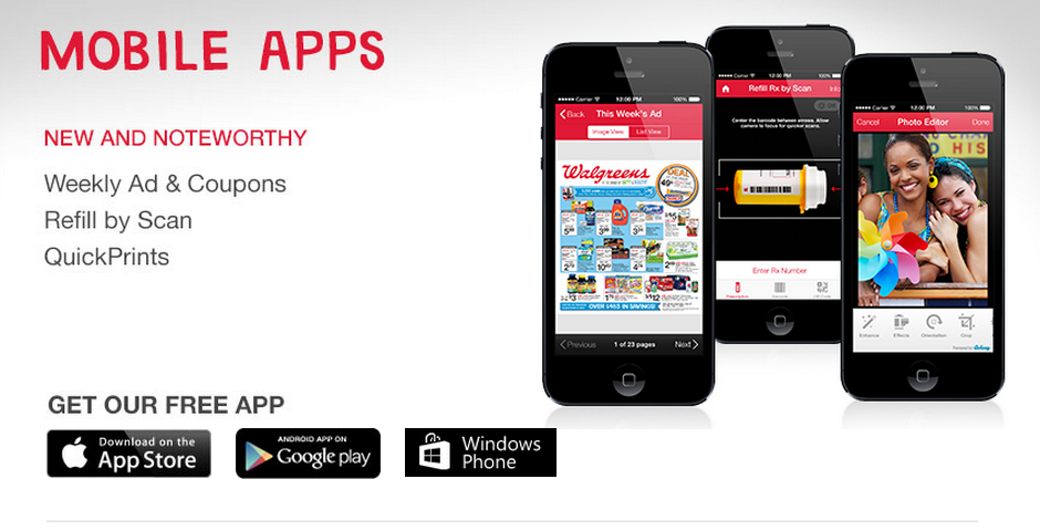 Nominee - Walgreens Mobile App – Pharmacy Chat