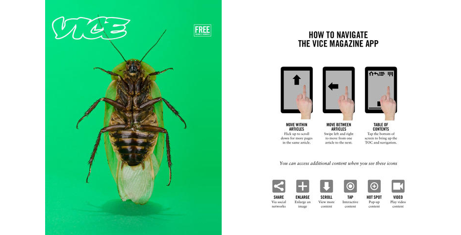 Nominee - VICE Mobile App