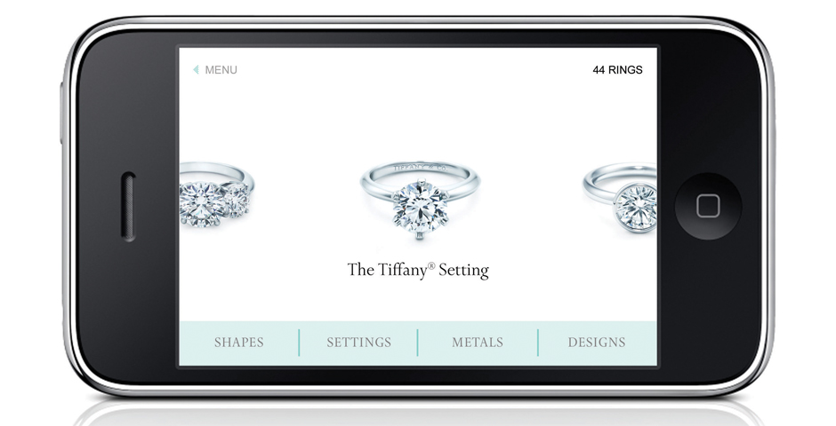 Nominee - Tiffany – Engagement Ring Experience