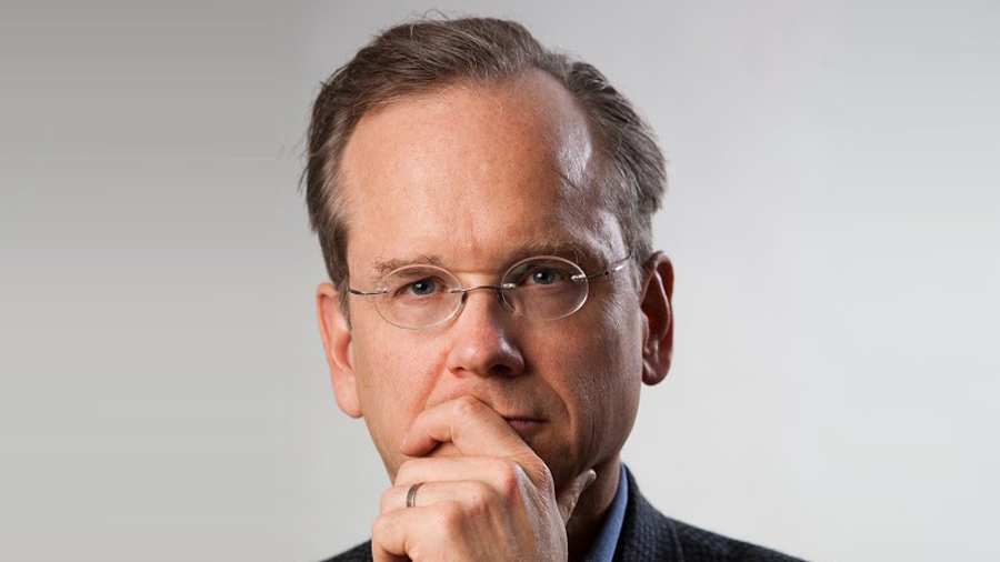 Webby Award Winner - Lawrence Lessig
