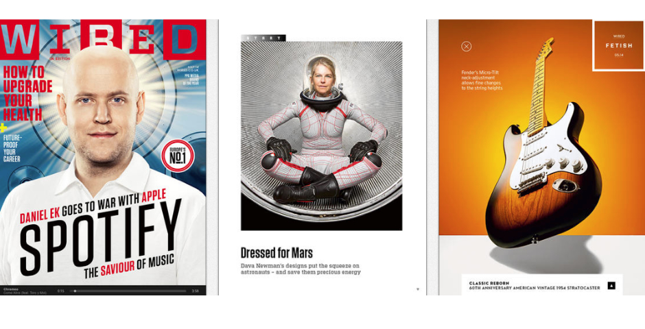 Nominee - WIRED Tablet Edition