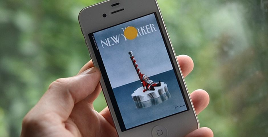 Nominee - The New Yorker – iPhone App