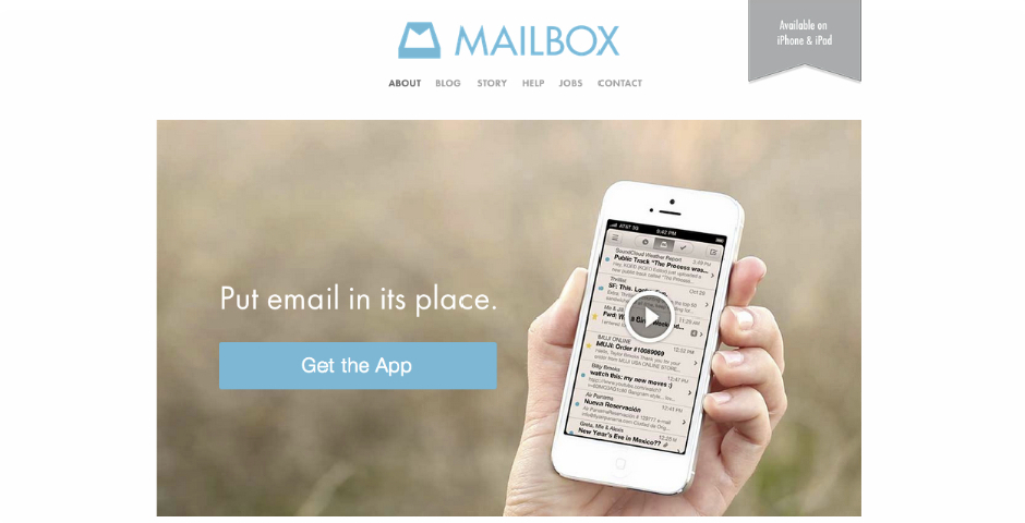 Nominee - Mailbox