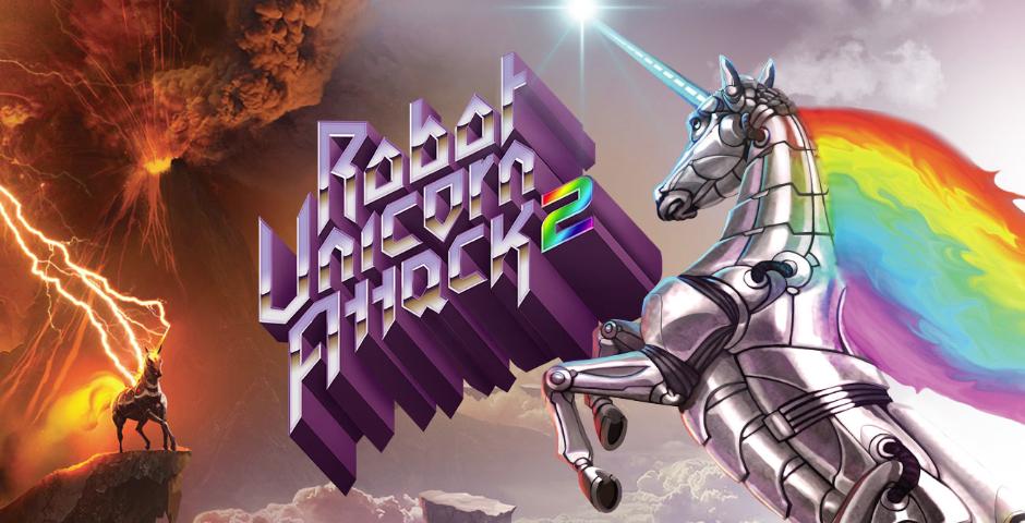 Nominee - Robot Unicorn Attack 2