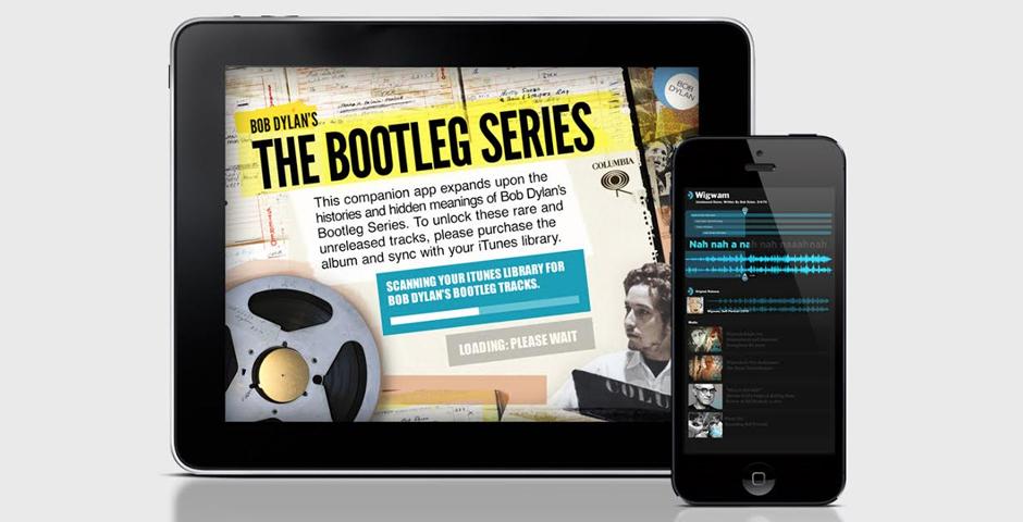 Nominee - Bob Dylan Bootleg App