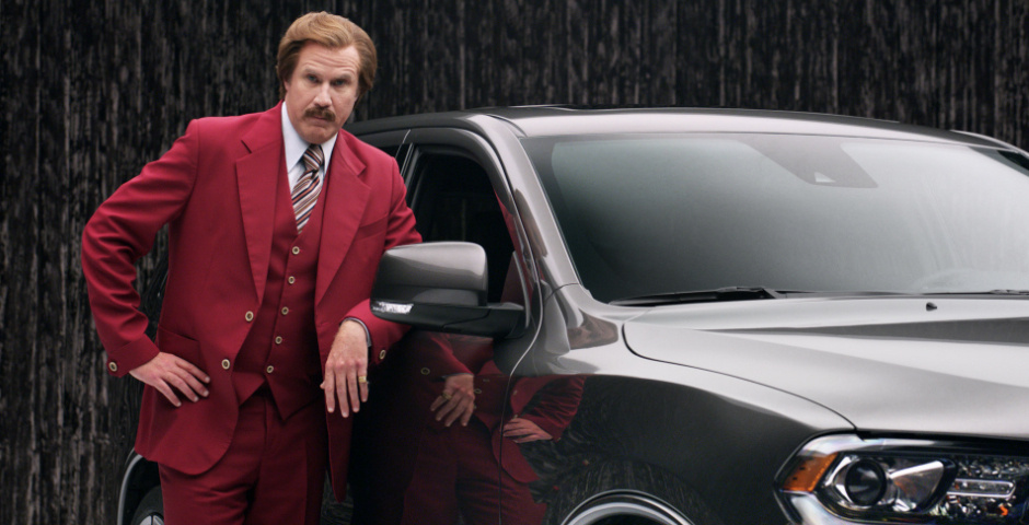 2014 Webby Winner - Dodge Ron Burgundy Interactive