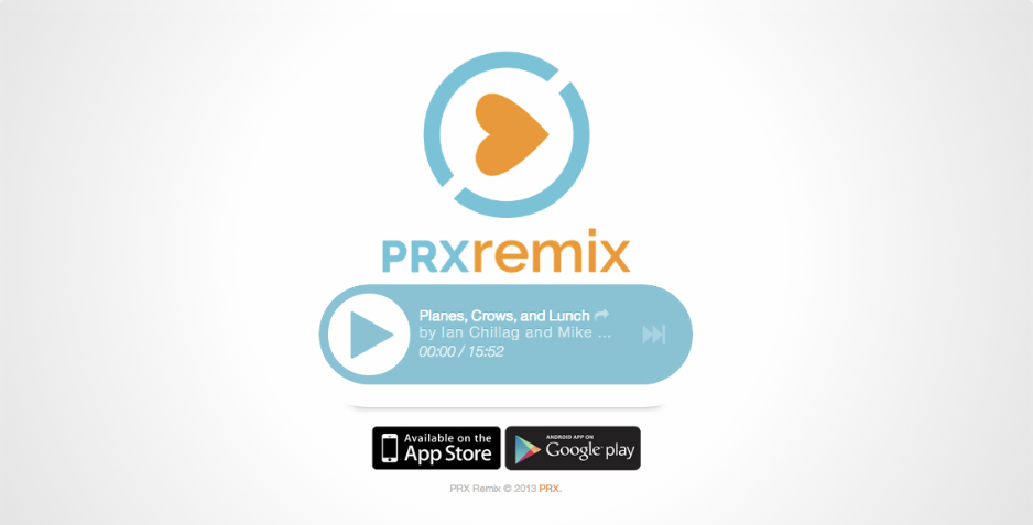 Nominee - PRX Remix