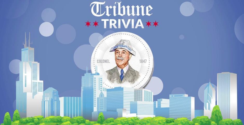 Nominee - Chicago Tribune Trivia