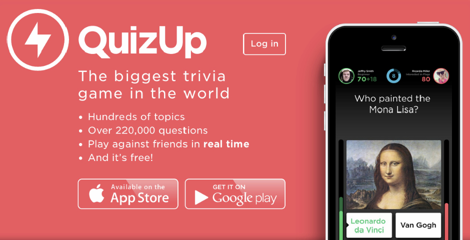 People's Voice / Webby Award Winner - QuizUp