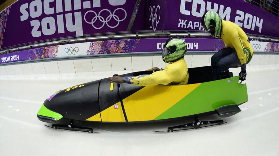 Webby Award Winner - Jamaican Bobsled Team