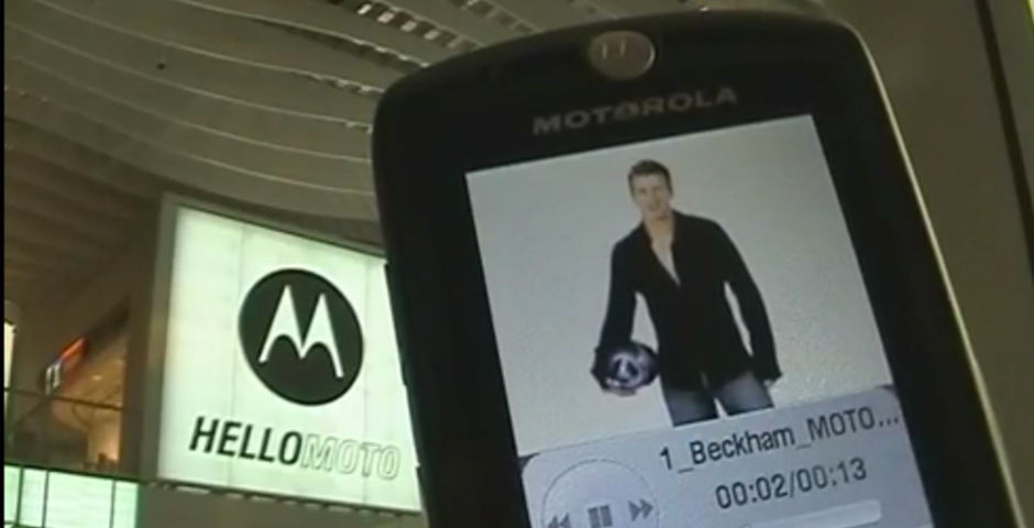 People's Voice / Webby Award Winner - Motorola Say Goodbye