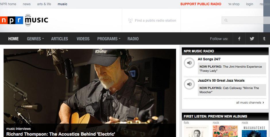 Nominee - NPR Music
