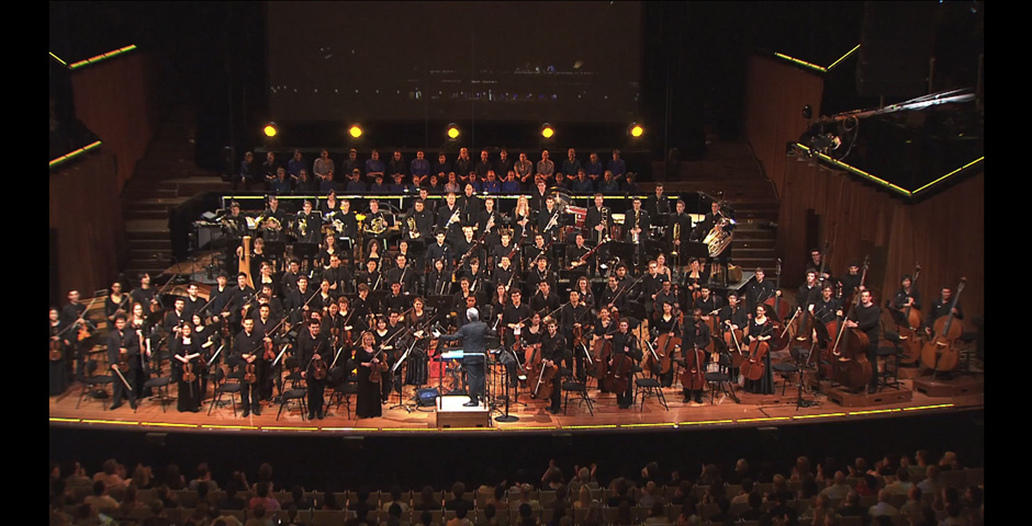 People's Voice - YouTube Symphony Orchestra 2011 Grand Finale