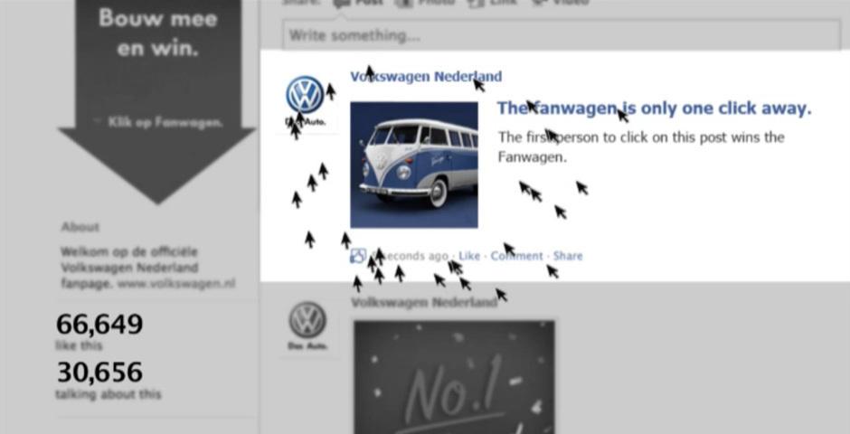 Webby Award Nominee - Fanwagen