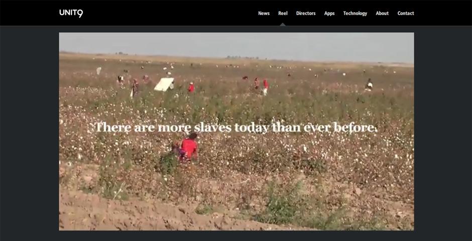 Nominee - Slavery Footprint