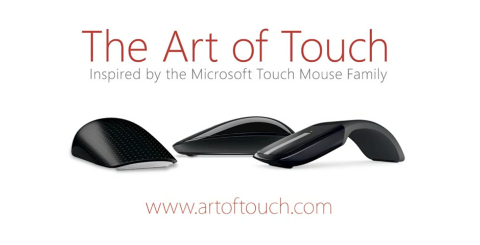 Webby Award Nominee - The Art of Touch